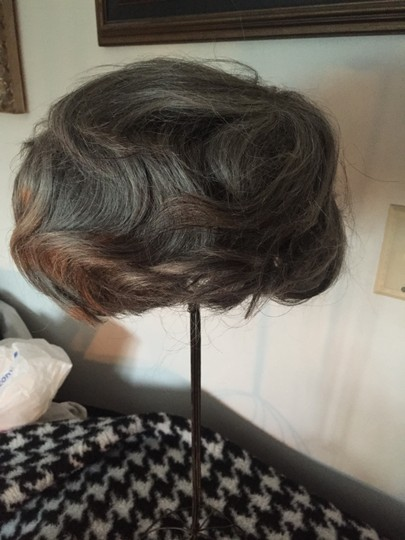 Other Vintage Natural Wig Made in France