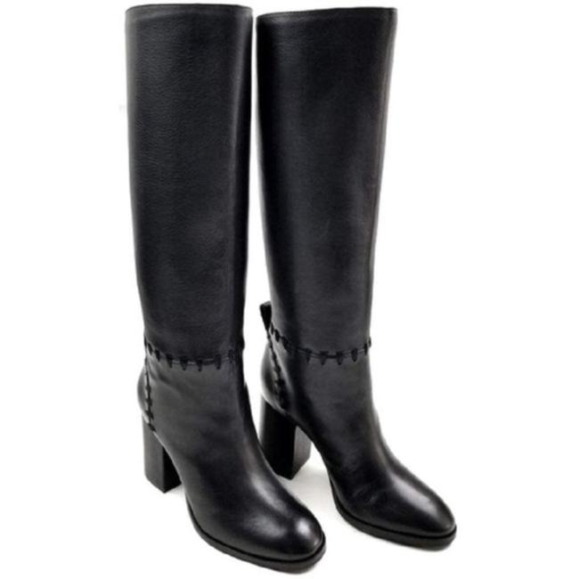 Item - Black Contraire 90mm Leather Boots/Booties Size US 10 Regular (M, B)
