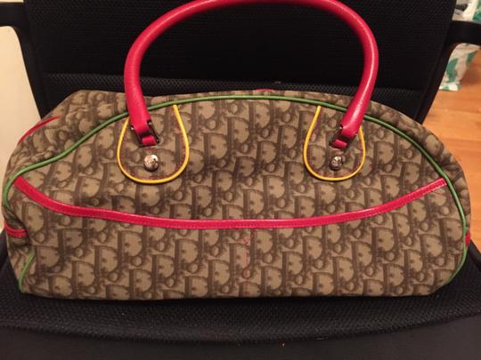 Dior Tote in Brown