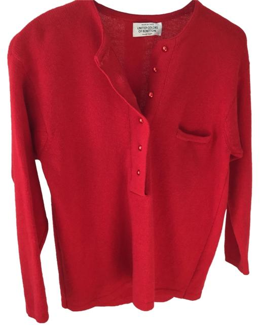 Preload https://item4.tradesy.com/images/red-high-quality-italian-lambswool-and-angora-sweaterpullover-size-12-l-2947078-0-0.jpg?width=400&height=650