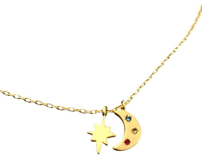 Item - Gold Charmed Necklace