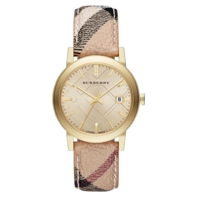 Item - Rose Gold Women's City Champagne Stainless Steel Bu9026 Watch