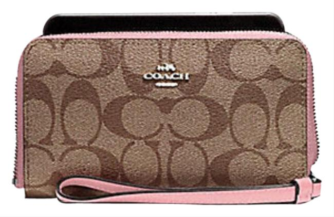 Item - Pink With Csignature Wallet
