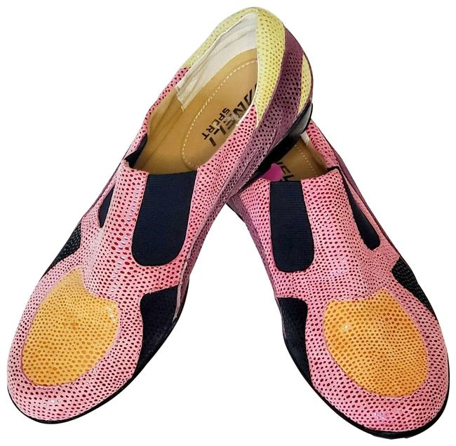 Item - Multicolor Anemone Flats Size US 7.5 Narrow (Aa, N)
