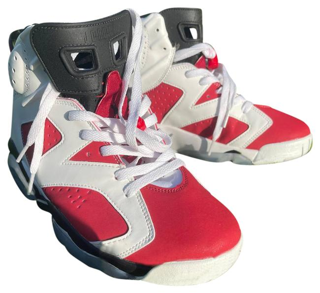 Item - Red White Carmine Sneakers Size EU 42 (Approx. US 12) Regular (M, B)
