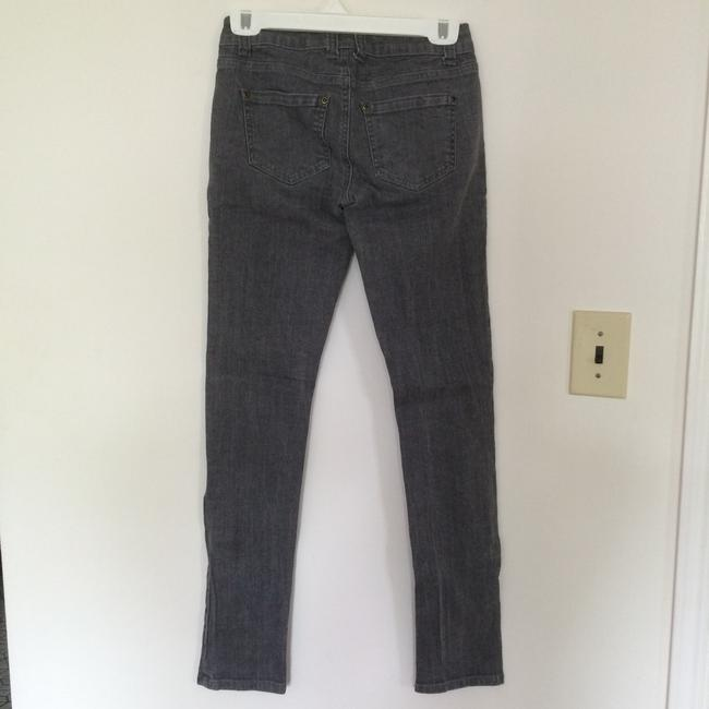 Forever 21 Skinny Jeans-Medium Wash