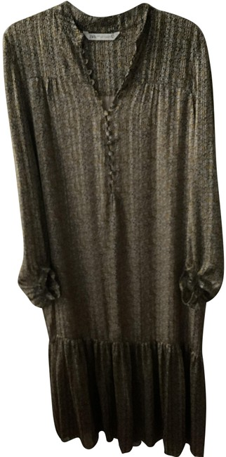 Item - Multicolor Collection Long Night Out Dress Size 18 (XL, Plus 0x)