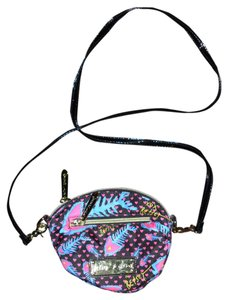 Betseyville Betsey Johnson Fish Bone Shoulder Bag