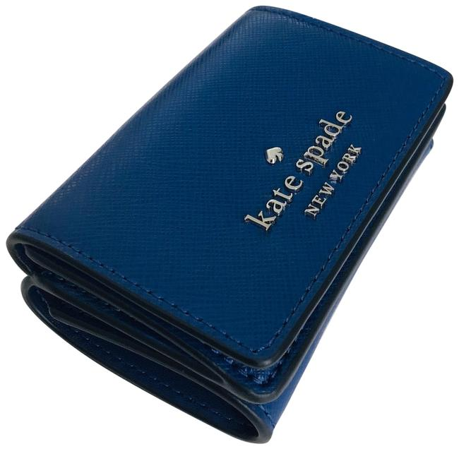 Item - Blue New Trifold Micro Wallet