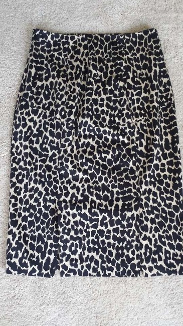 Victoria's Secret Skirt black & Ivory