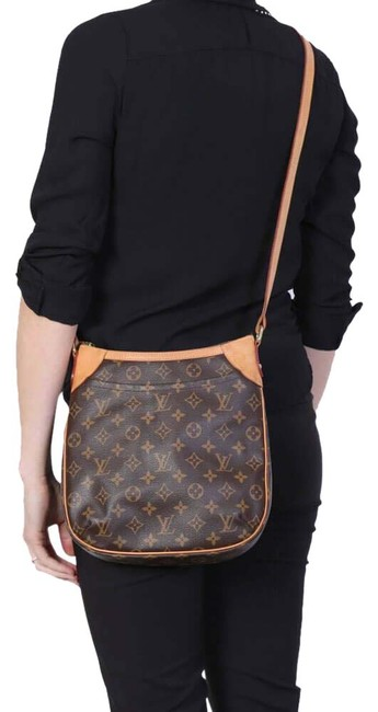 Item - Odeon Discontinued New Pm M56390 Monogram Brown Canvas Cross Body Bag