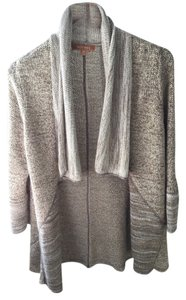 Ellen Tracy Draped Feminine Day/night All Seasons Versatile Sweater Cardigan