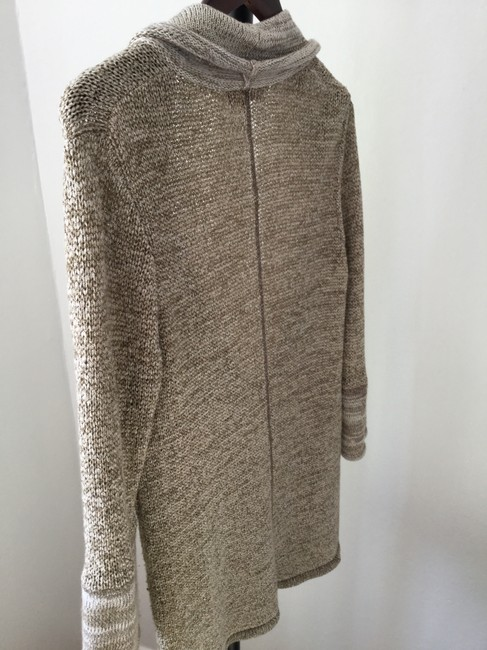 Ellen Tracy Draped Feminine Day/Night All Seasons Versatile Sweater Cardigan Image 3
