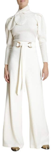 Item - White Belted Pants Size 2 (XS, 26)