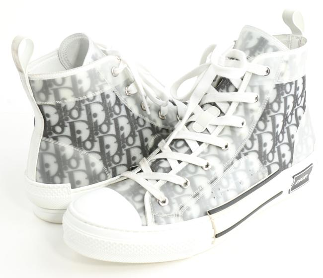 Item - White/Green B23 High Top Sneakers Shoes
