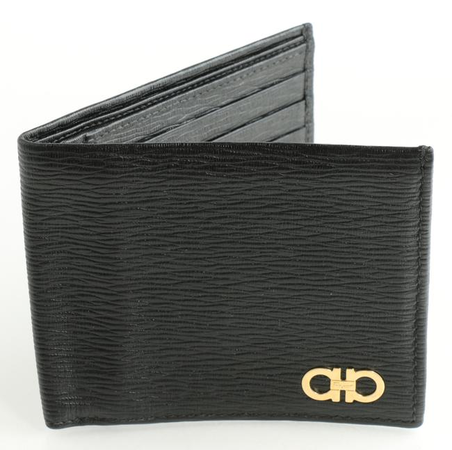 Item - Black Revival Leather Bifold Wallet Men's Jewelry/Accessory