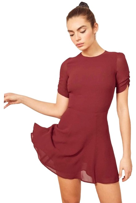 Item - Red Gracie Short Casual Dress Size 10 (M)