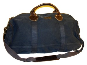 f1e445020fde Ralph Lauren Duffel Duffle Denim Designer Gym Mens Luggage Large Duffle  Polo Polo Rl Father s Day