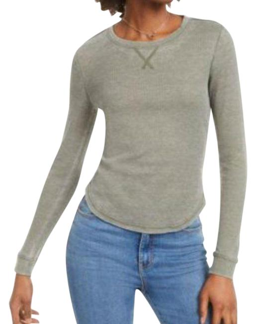 Item - Ladies Fitted Green Sweater