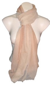 Light weight Sheer Multi-Color Tan and White Solid #105 Pashmina Shawl Scarf Stole Cashmere/Silk Risdarling