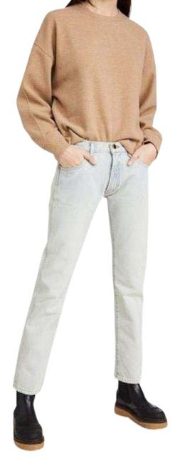 Item - Blue Distressed Kyle Ankle Straight Leg Jeans Size 27 (4, S)