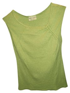 Michael Stars Tank T Shirt green