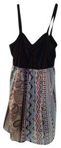 Sound & Matter short dress Multi-color on Tradesy