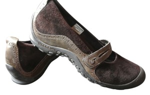 Merrell Chocolate Brown Flats