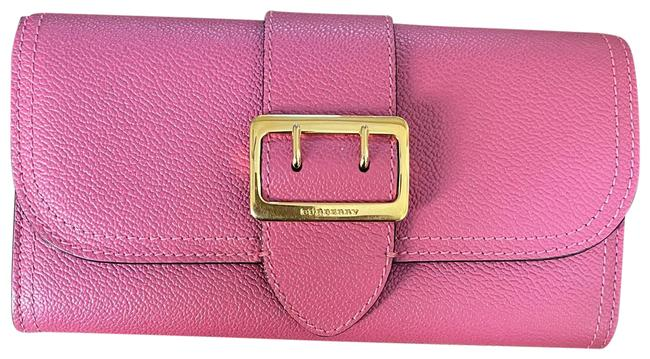 Item - Dusty Pink Classic Continental Buckle Wallet