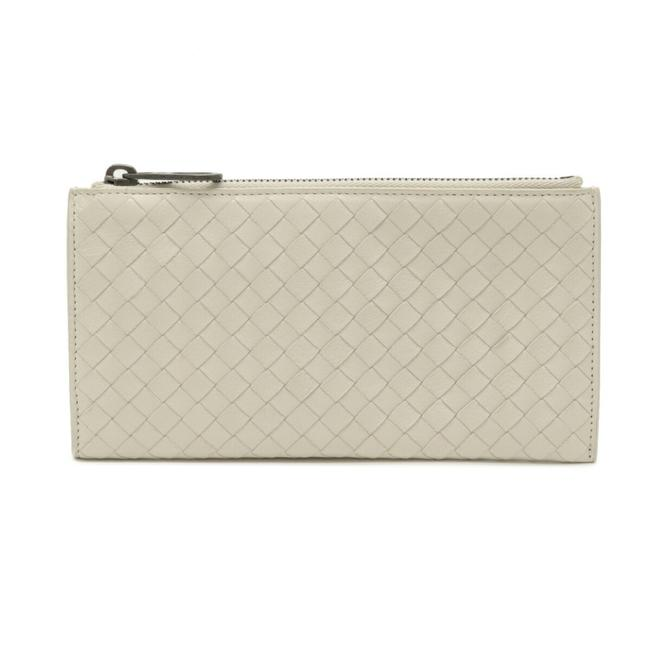 Item - Ivory Long Intrecciato Multifunctional Case Leather 506316 Wallet