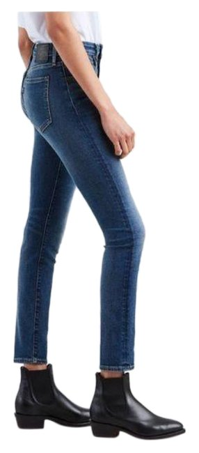 Item - Made & Crafted 721 West Coast Blue Skinny Jeans Size 27 (4, S)