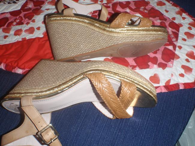 Vince Camuto Light Brown/Beige High Heel with and Open Toes Sandals Size US 11 Regular (M, B) Vince Camuto Light Brown/Beige High Heel with and Open Toes Sandals Size US 11 Regular (M, B) Image 7