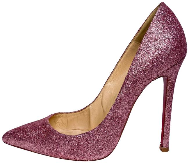 Item - Rose Gold Pigalle Pumps Size EU 39.5 (Approx. US 9.5) Narrow (Aa, N)