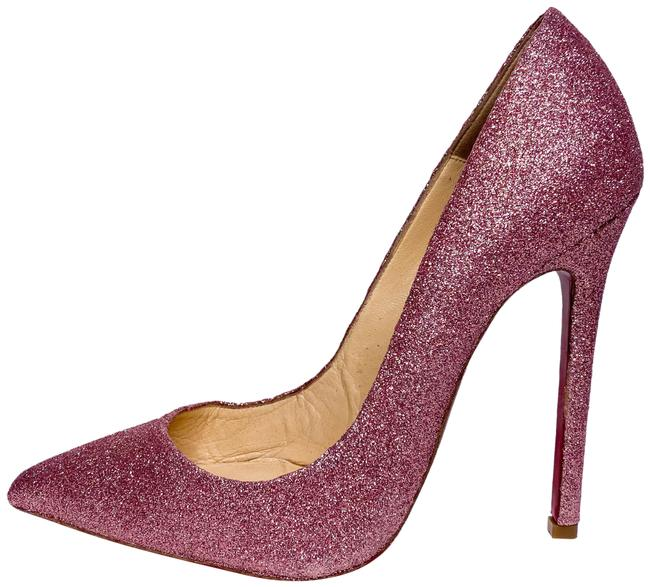Item - Rose Gold Pigalle Pumps Size EU 37.5 (Approx. US 7.5) Narrow (Aa, N)