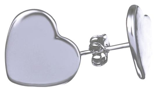 Other Love Always Heart Earring Studs 925 Sterling Silver