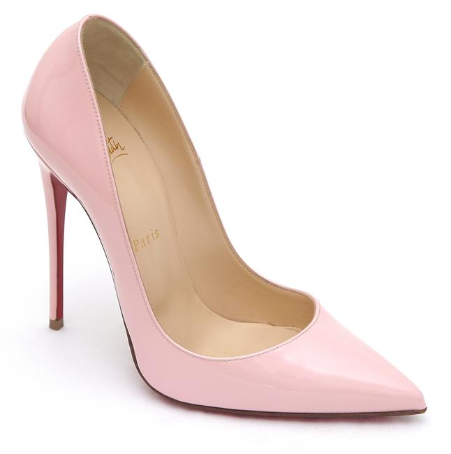 Item - Pink Patent Leather Baby So Kate 120 Pumps Size EU 38 (Approx. US 8) Regular (M, B)