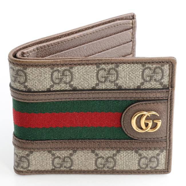 Item - Brown Ophidia Gg Wallet Men's Jewelry/Accessory