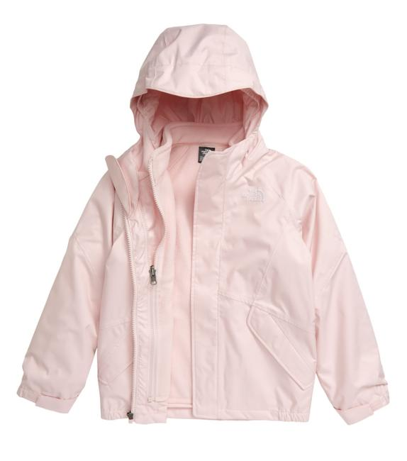 Item - Pink Triclimate Waterproof 3-in-1 Toddler's Jacket Size 2 (XS)