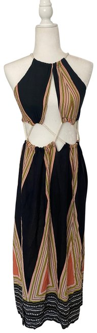 Item - Summer Small Long Casual Maxi Dress Size 4 (S)