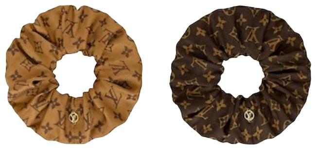Item - Ribbon Set Of Two Pieces Silk Limited Edition Hair Accessory