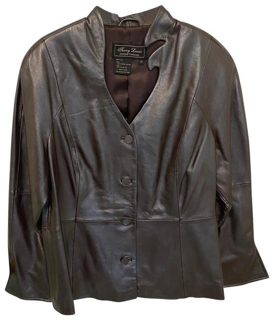Item - Brown Shimmer With 18p Jacket Size 18 (XL, Plus 0x)