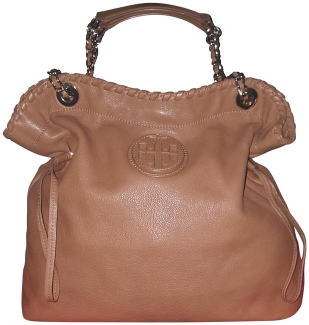 Item - Marion Large Royal Slouchy Tote Tan Pebble Leather Hobo Bag
