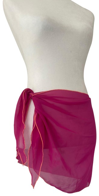 Item - Pink Swimwear Cover Small Cover-up/Sarong Size 4 (S)