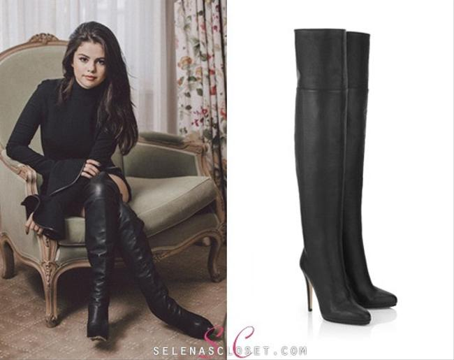 Item - Giselle Over The Knee Boots/Booties Size US 10 Regular (M, B)