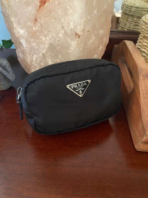 Item - Black Small Pouch Cosmetic Bag