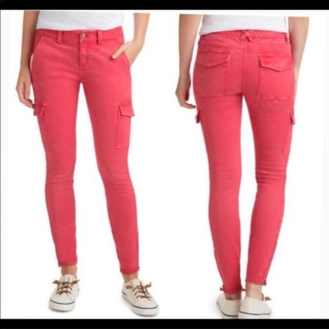 Item - Pink Red None Pants Size 4 (S, 27)