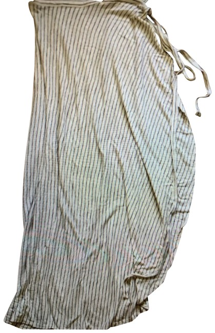 Item - Cream/Black Cover-up/Sarong Size 0 (XS)