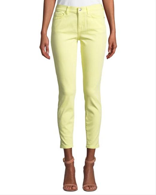 Item - Yellow The Stiletto Ankle New Skinny Jeans Size 2 (XS, 26)