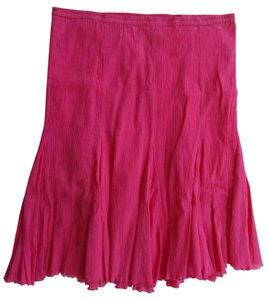 Coldwater Creek Skirt Pink