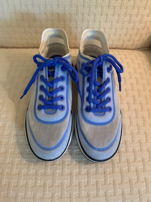 Chanel Blue/White 19p Sneakers Size EU 39 (Approx. US 9) Regular (M, B) Chanel Blue/White 19p Sneakers Size EU 39 (Approx. US 9) Regular (M, B) Image 11